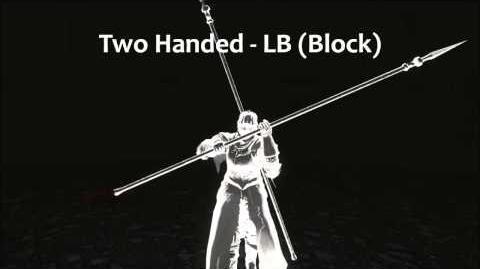 Dark Souls 2 Stone Soldier Spear Tutorial (dual wielding w power stance)