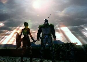 Else and Solaire