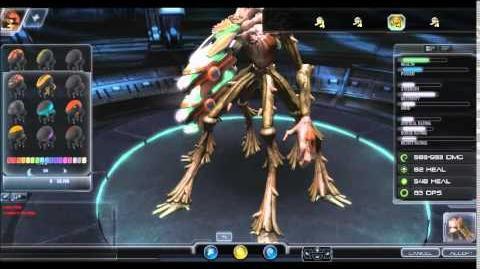 DarkSPORE Creature Editor Trailer