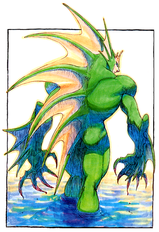 File:Night Warriors Darkstalkers Revenge Rikuo 03.png