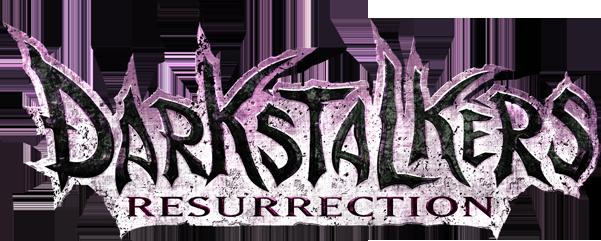 File:Darkstalkers Resurrection Logo.png