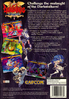 Darkstalkers The Night Warriors Ps1 Back