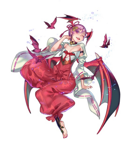 File:Lilith Onimusha Soul White Day event.png