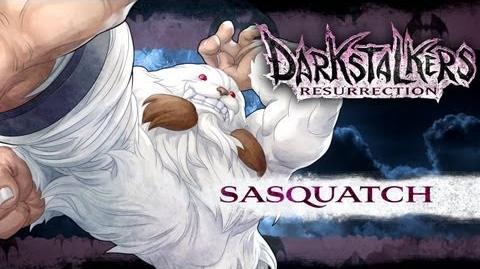 List of Sasquatch moves
