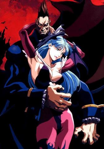 File:Night Warriors OVA Morrigan Demitri.png