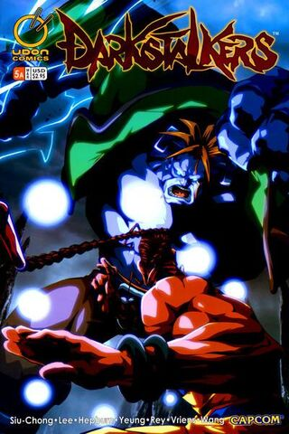 File:Darkstalkers Volume 5.jpg