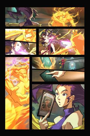 File:Capcom Fighting Evolution Rose Ending.png