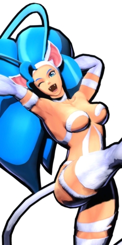 File:Felicia UMvC3 Winning Image.png