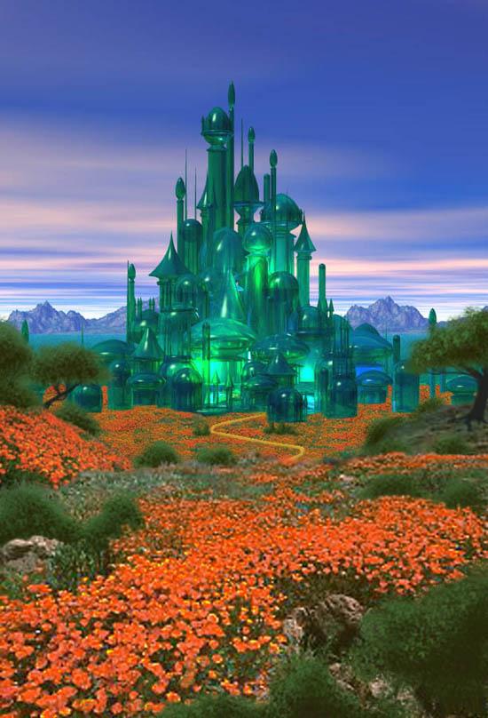 Emerald City   The Dark Tower Wiki   Fandom powered by Wikia