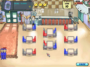 Diner Dash - Flo's Diner final look