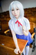 Date A Live Origami Cosplay 3