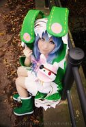Date A Live Yoshino Cosplay 8