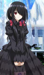Kurumi gothic dress
