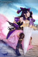 Tohka yatogami from date a live cosplay ii by yukigodbless-d6kvc9b