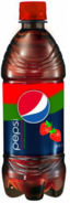 Pepsi Strawberry Burst bottle