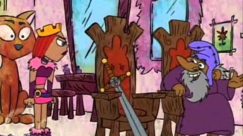 Dave the Barbarian 1x02 Lula's First Barbarian