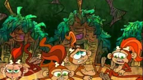 Dave the Barbarian 1x21 Not a Monkey