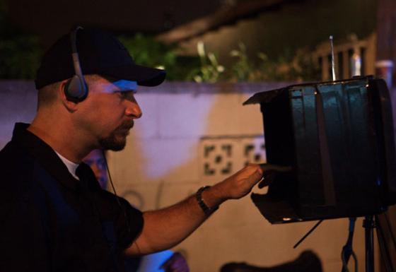 File:David Ayer filming Street Kings.jpg
