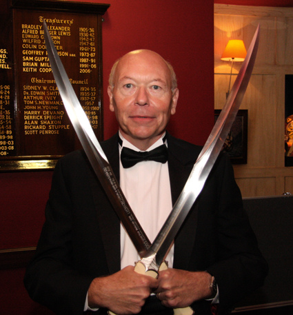 File:Stan Nicholls with Swords of Night and Day.jpg