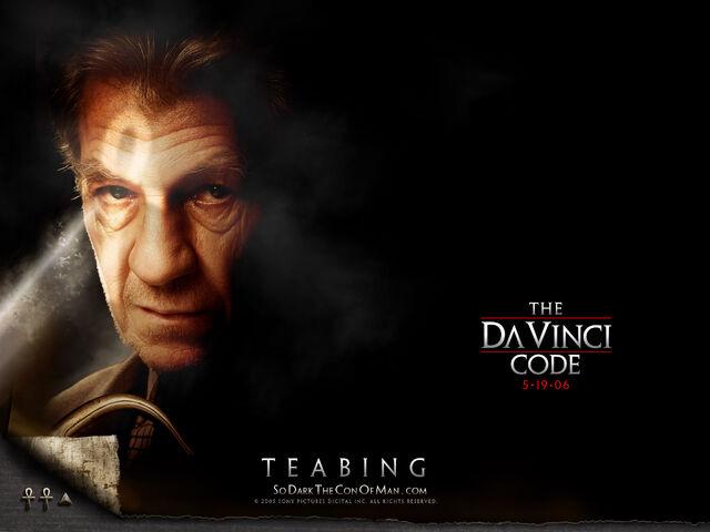 File:Da Vinci Code poster Teabing.jpg