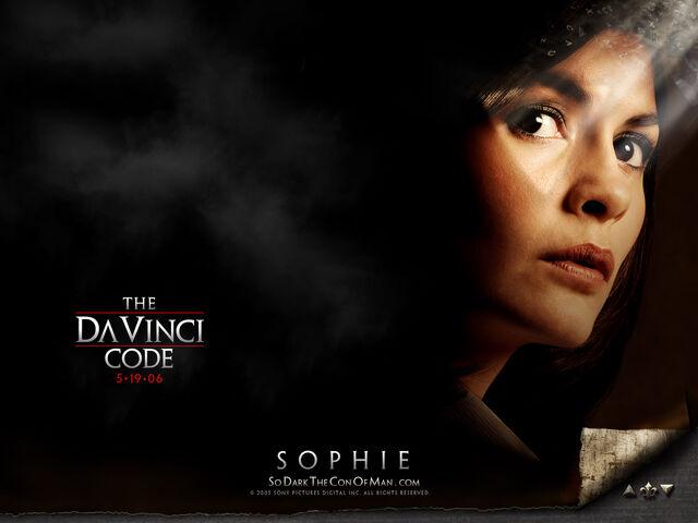 File:Da Vinci Code poster Sophie.jpg