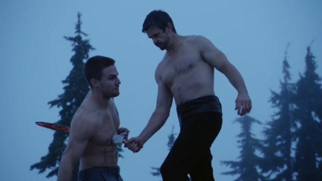 File:Ra's stabs Oliver in the chest.png
