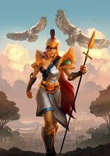 Athena Summon