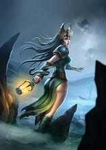 Eurydice Summon