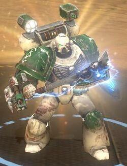 Wargear - Power Axe image