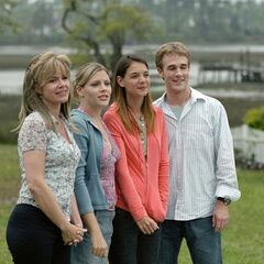 Joey Potter and the Capeside Redemption