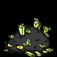Peridotjewelbug