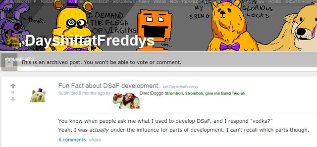 File:Reddit.com - Fun Fact about DSaF development.jpg