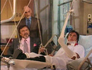Stefano Rolf Andre hospital
