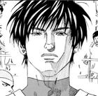 Takumi Hoshina's face