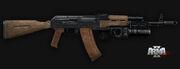 AK-74 GP25