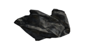 Black Cargo Pants (D-BD)