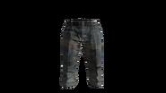 Chernarus Police Uniform Pants Model (D-BD)