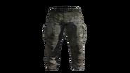 Green Cargo Pants Model (R)