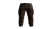Brown Hunter Pants Model (P-W)