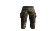 Beige Fire-fighters Pants Model (R)