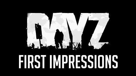 DayZ First Impressions - Retr0J