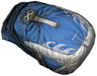Taloon backpack blue