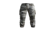 Winter Hunter Pants Model (D-BD)