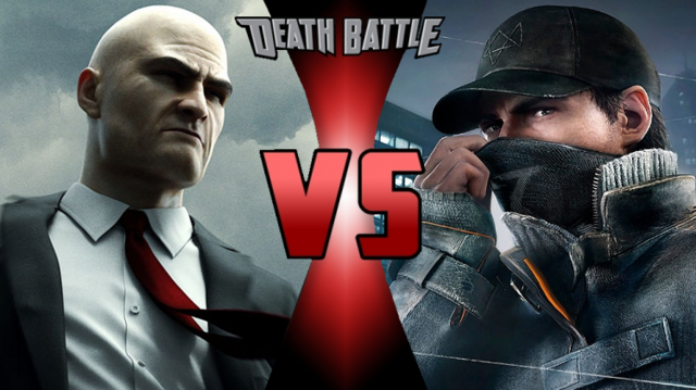 File:Agent 47 VS Aiden Pearce.png