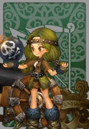 Steel Cannonball Leona