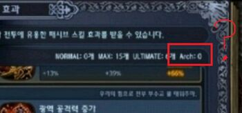 Kr patch arch on retention effects