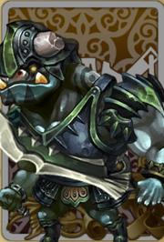 Warrior Tybalt