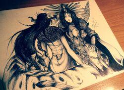 Draco Blackaria fanart7