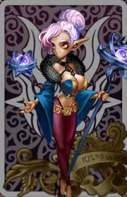 Dark Elf Luna
