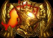 Transcended emblem